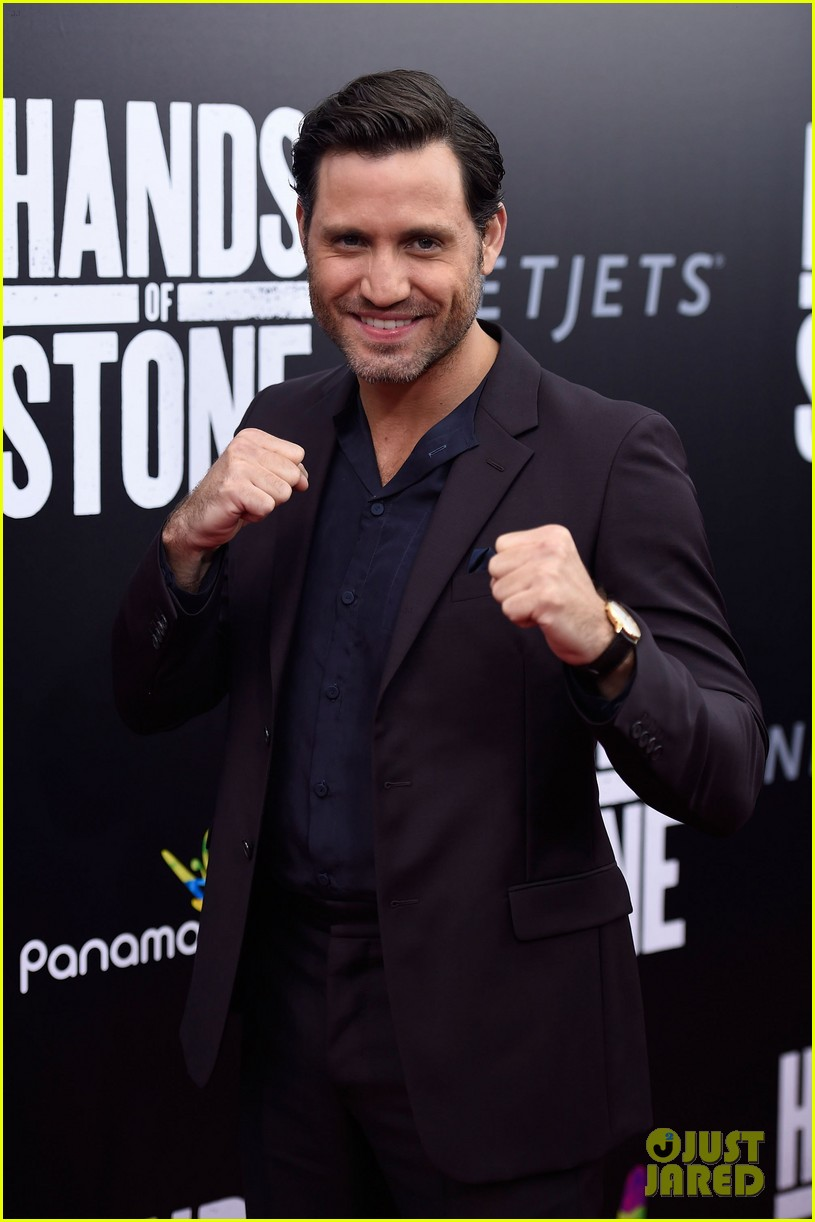 usher hands of stone premiere 043739987