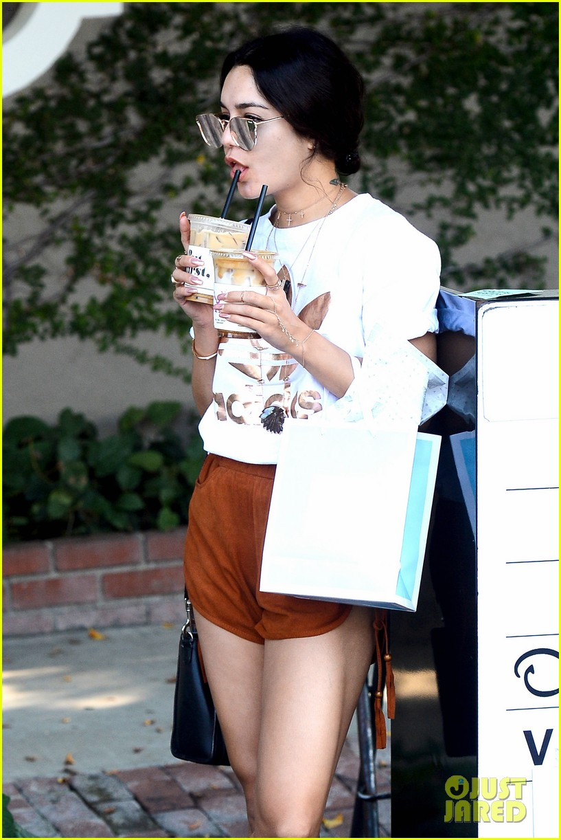 vanessa hudgens fuels up on coffee in weho4043741347