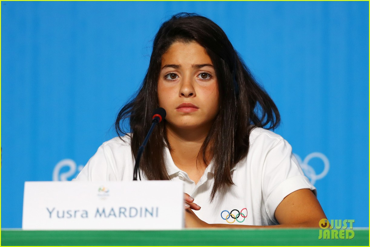 who is yusra mardini olympics refugee swimmer 103727810