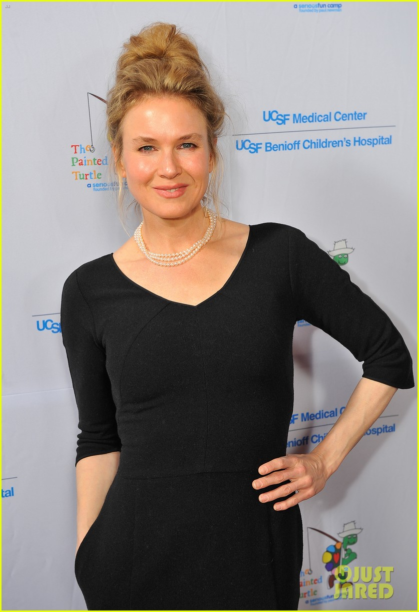 Renee Zellweger Addresses Plastic Surgery Rumors in Op-Ed Article