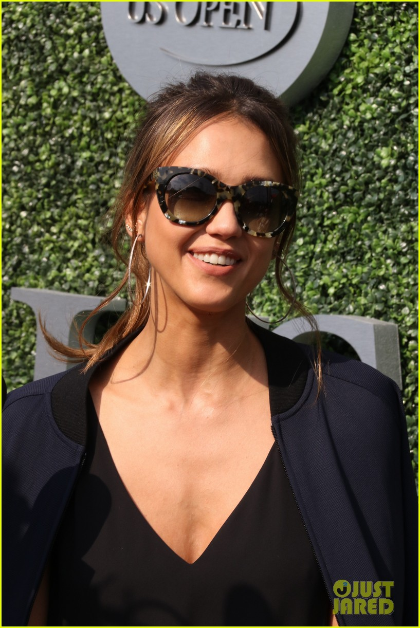 jessica alba honor haven 2016 us open 013755842