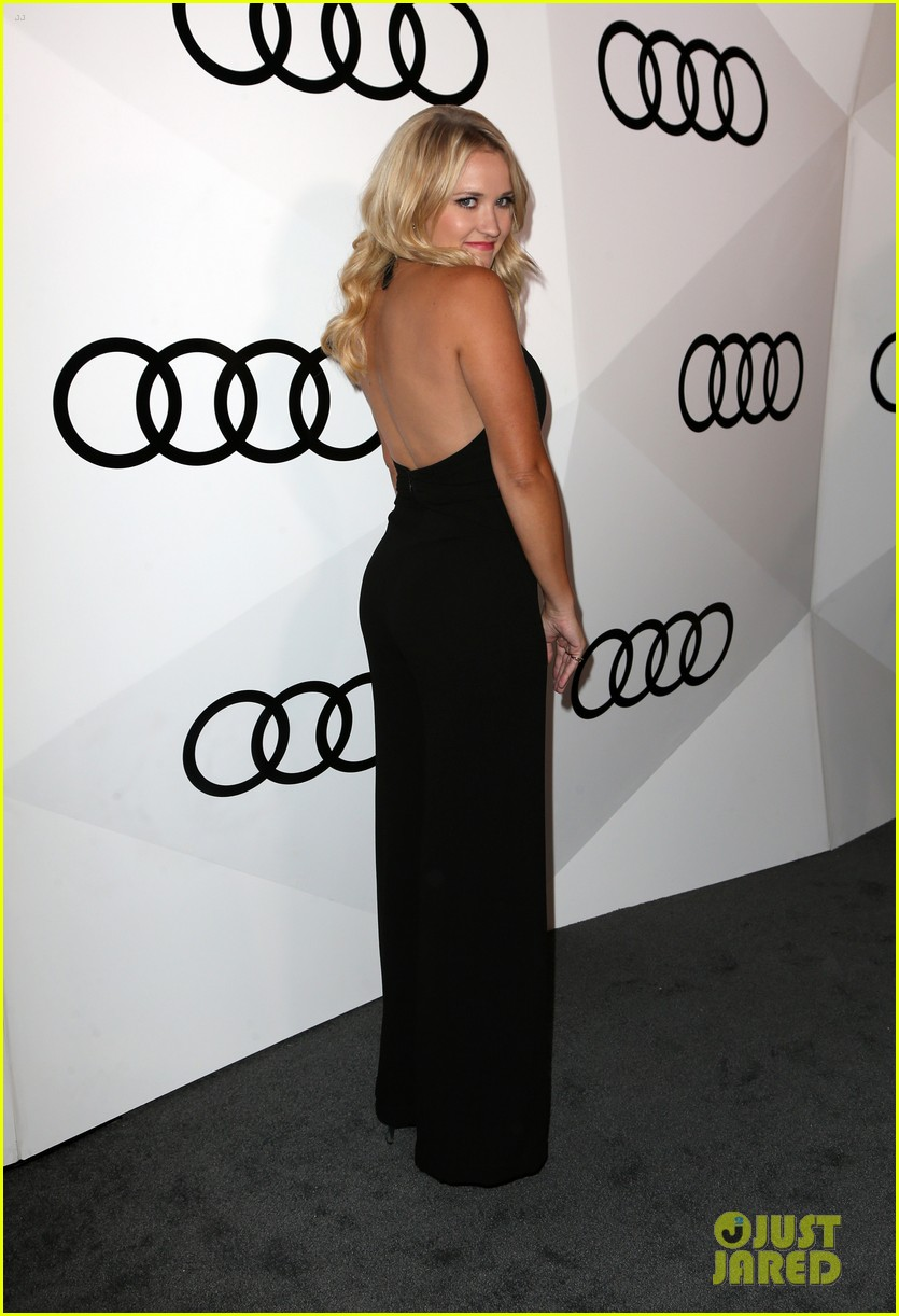 emily osment sarah hyland ariel ian nolan more audi emmy celebration 103761380