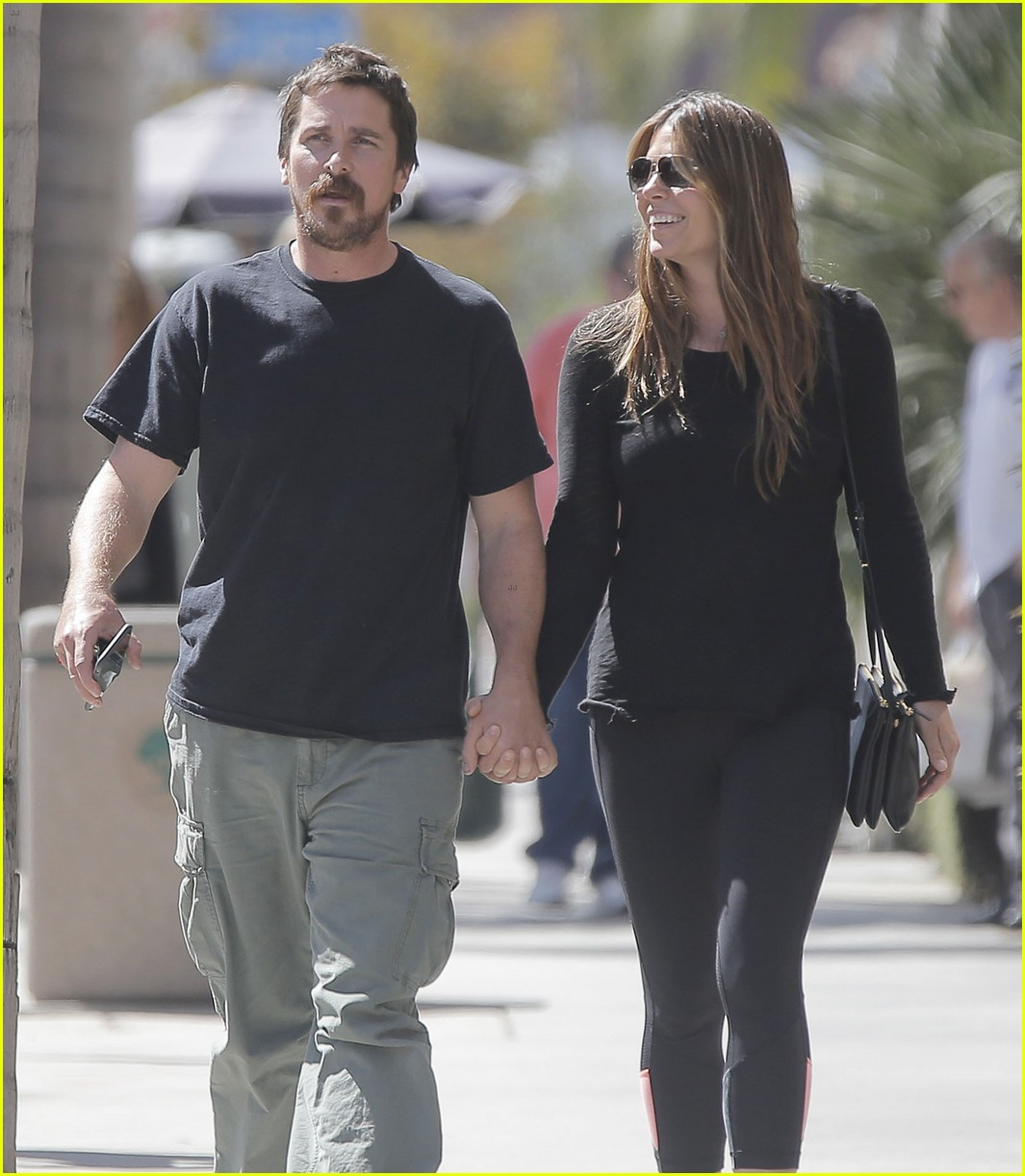 christian bale sibi blazic step out for lunch 083770808