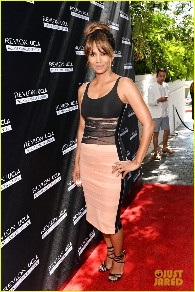 Halle Berry, Ciara & Jennifer Hudson Support Women's Health At ...