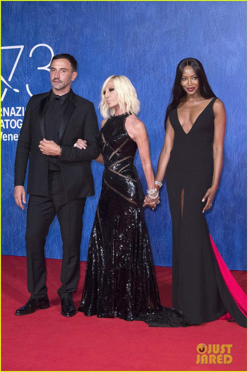 naomi campbell joins fashion elite at venice film festival 123751122