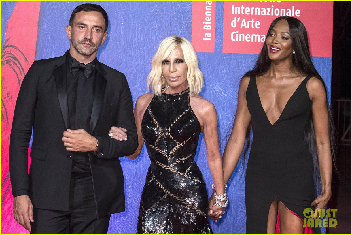 naomi campbell joins fashion elite at venice film festival 143751124