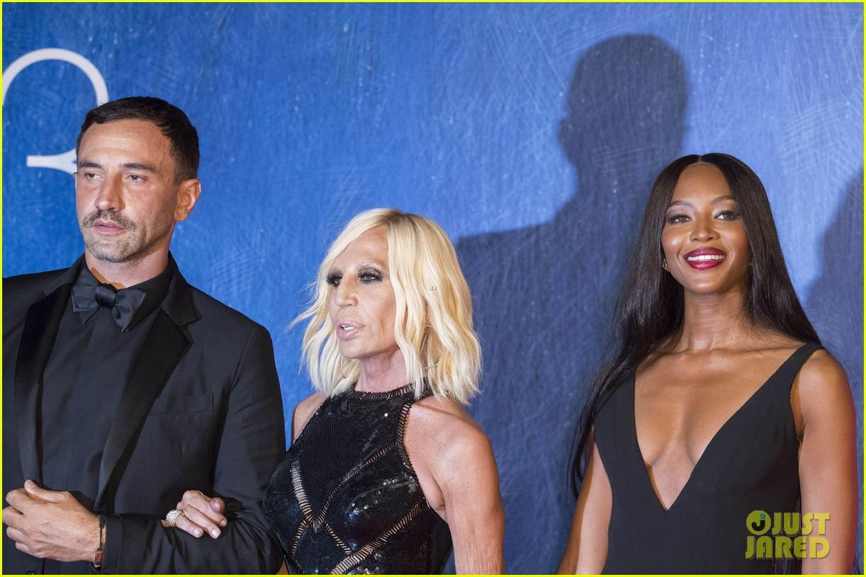 naomi campbell joins fashion elite at venice film festival 153751125
