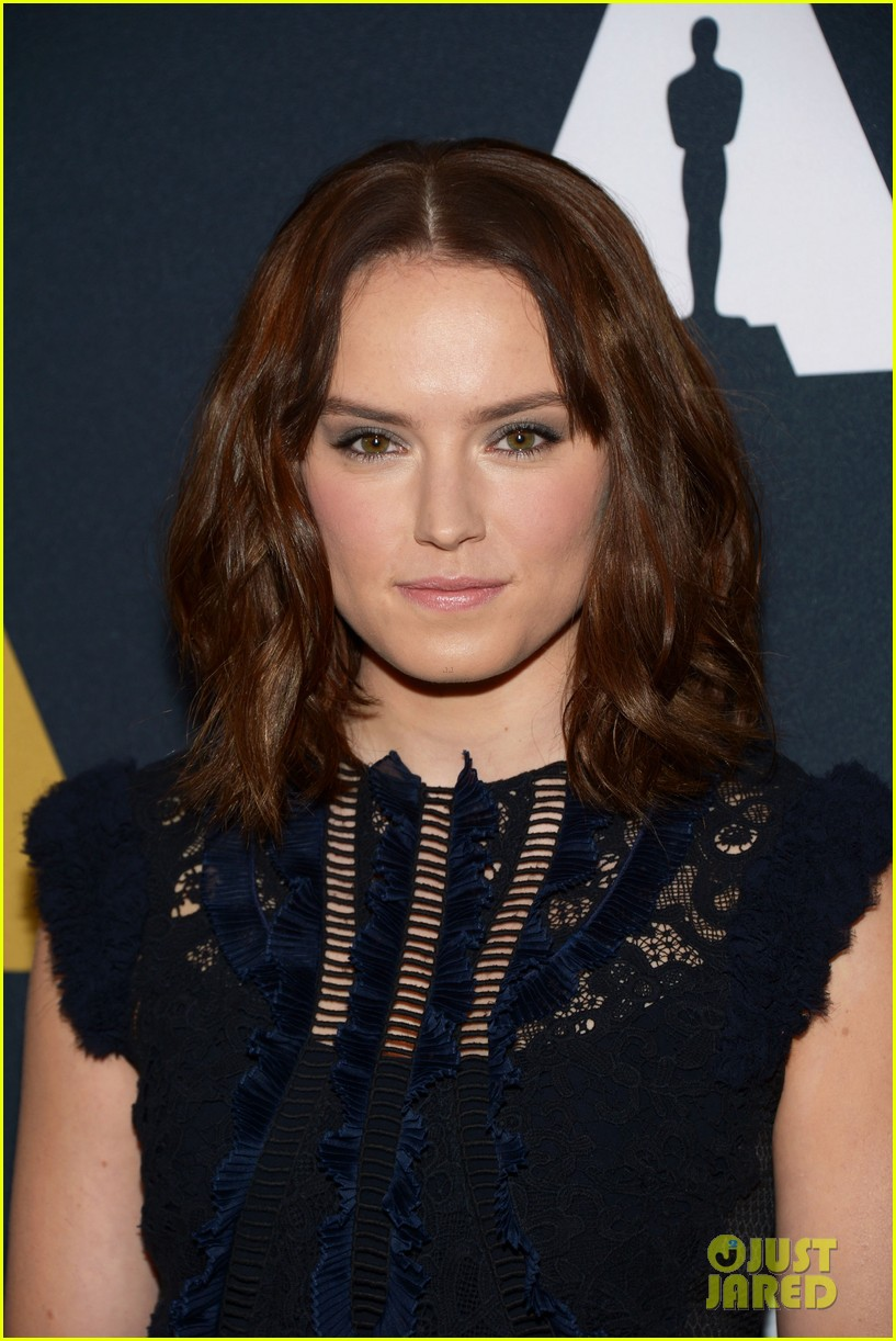 Daisy Ridley & Lucy Liu Honor Emerging Filmmakers at Student Academy ...