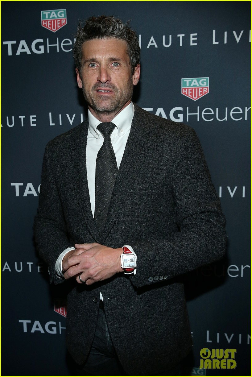 Patrick Dempsey On Leaving \'Grey\'s Anatomy\': \'I Have Time to Feel ...