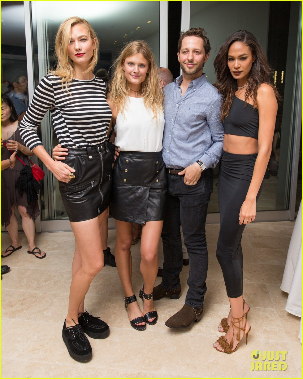 Doutzen Kroes Gathers Model Pals During NYFW to Support ...