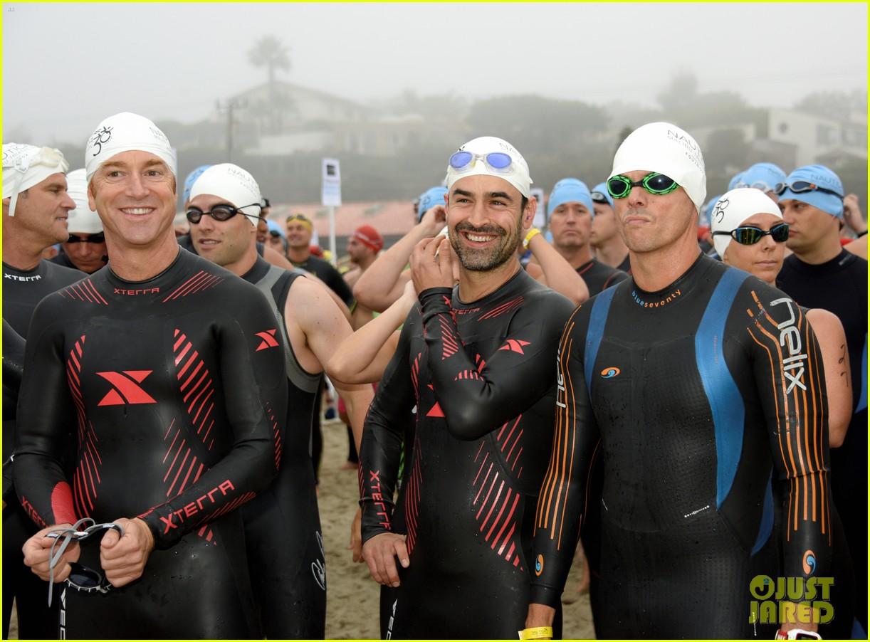 james marsden zac efron among celebs malibu triathlon 223763385