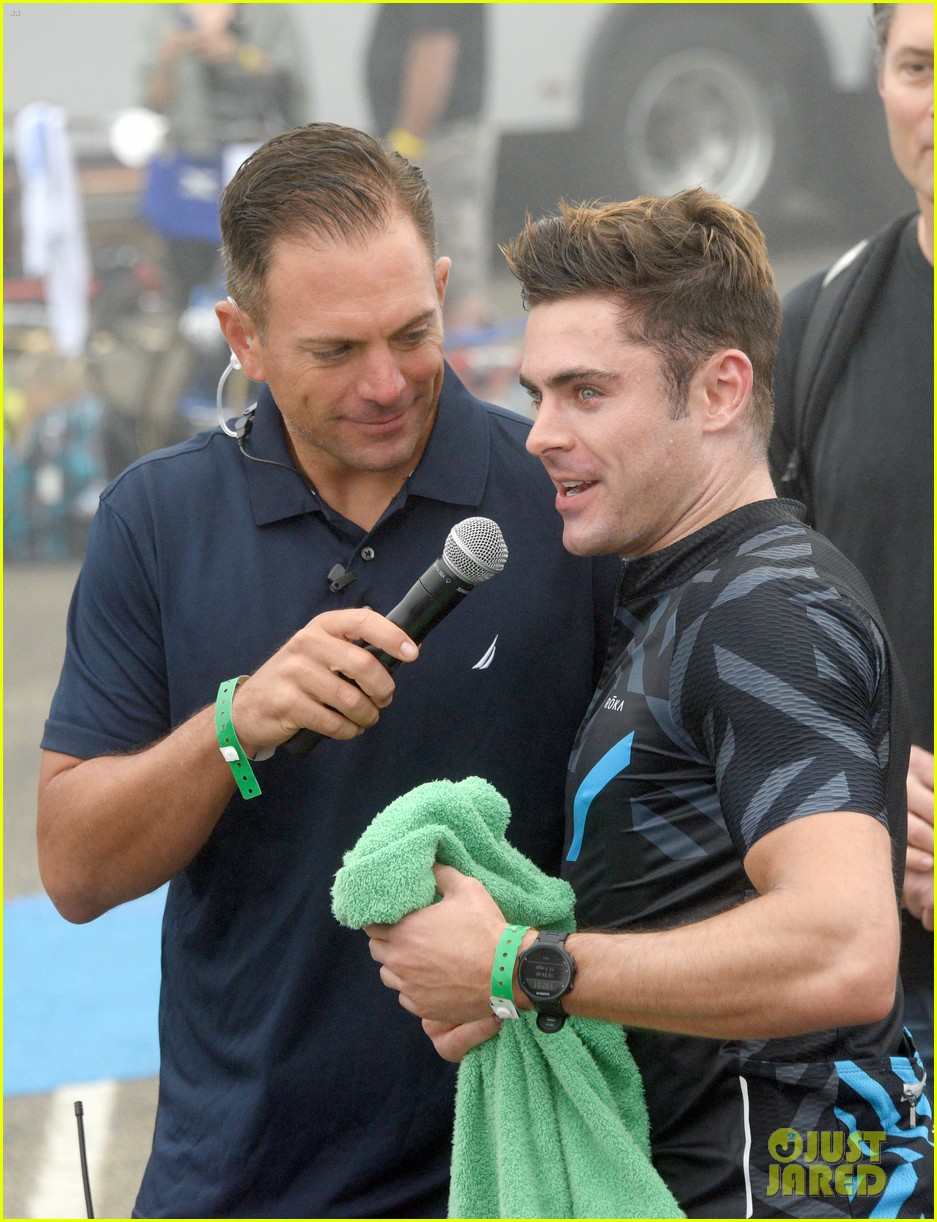 james marsden zac efron among celebs malibu triathlon 413763404