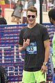 james marsden zac efron among celebs malibu triathlon 48