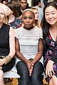 broadway cynthia erivo kicks off her new york fashion week 02
