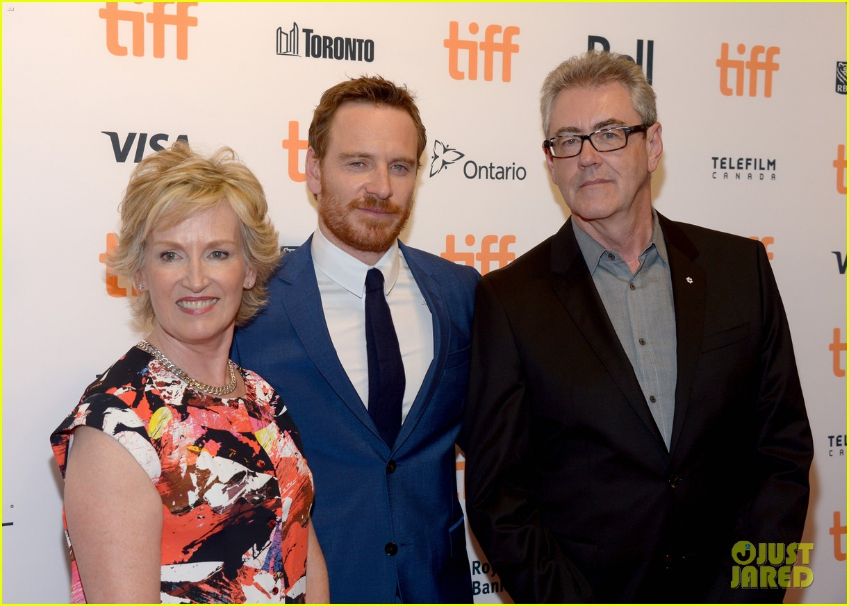 michael fassbender is guest of honor at toronto international film festival soiree 023752282