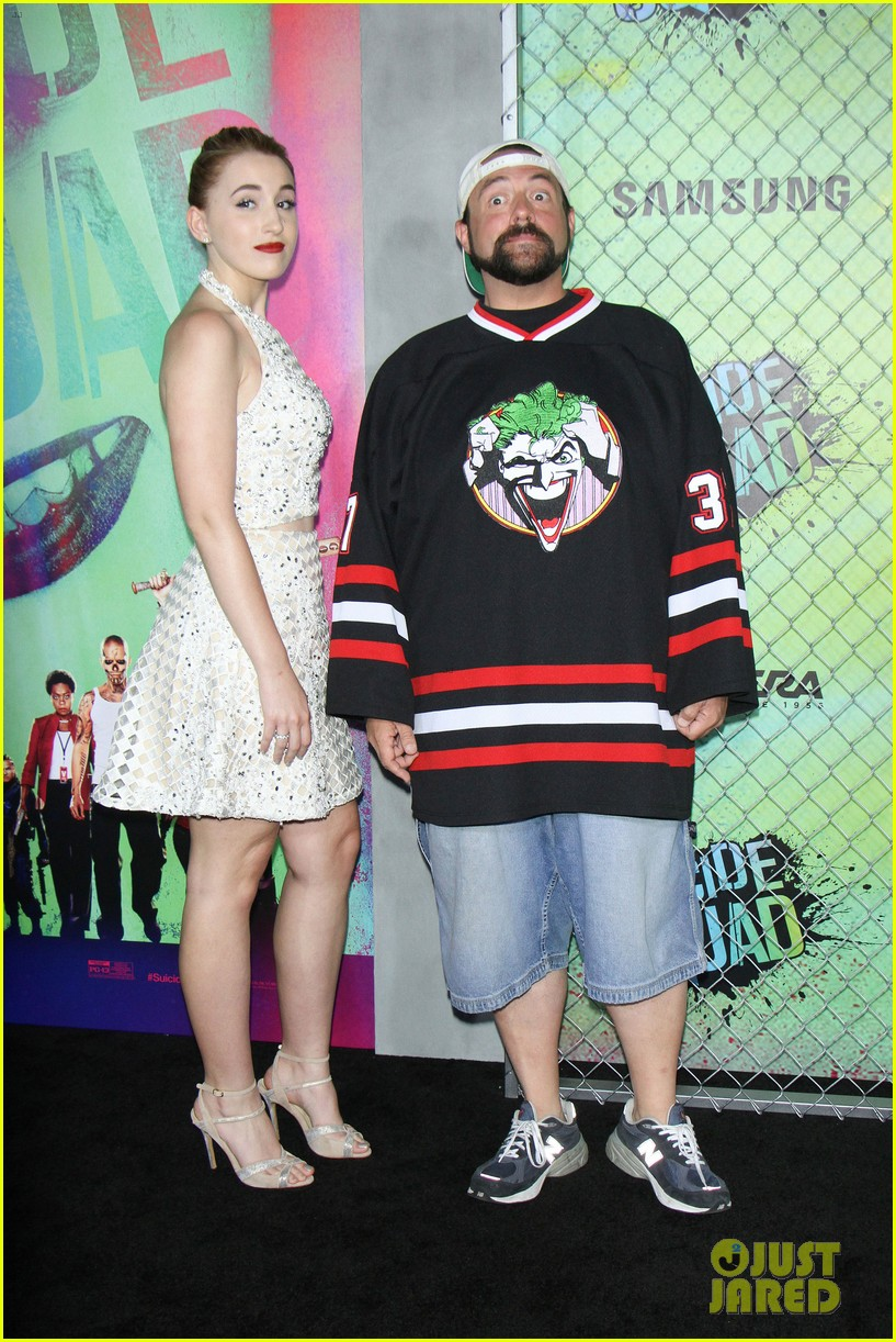 Harley quinn smith talks veganism disney obsession dad kevin smith s