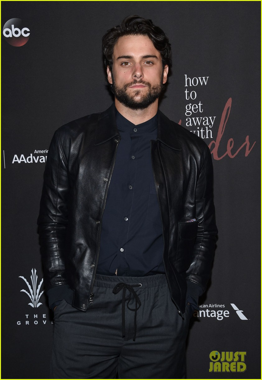 how to get away with murder cast celebrate season three premiere 053766102