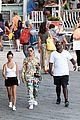 kourtney kardashian kris jenner capri vacation 01