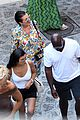 kourtney kardashian kris jenner capri vacation 33