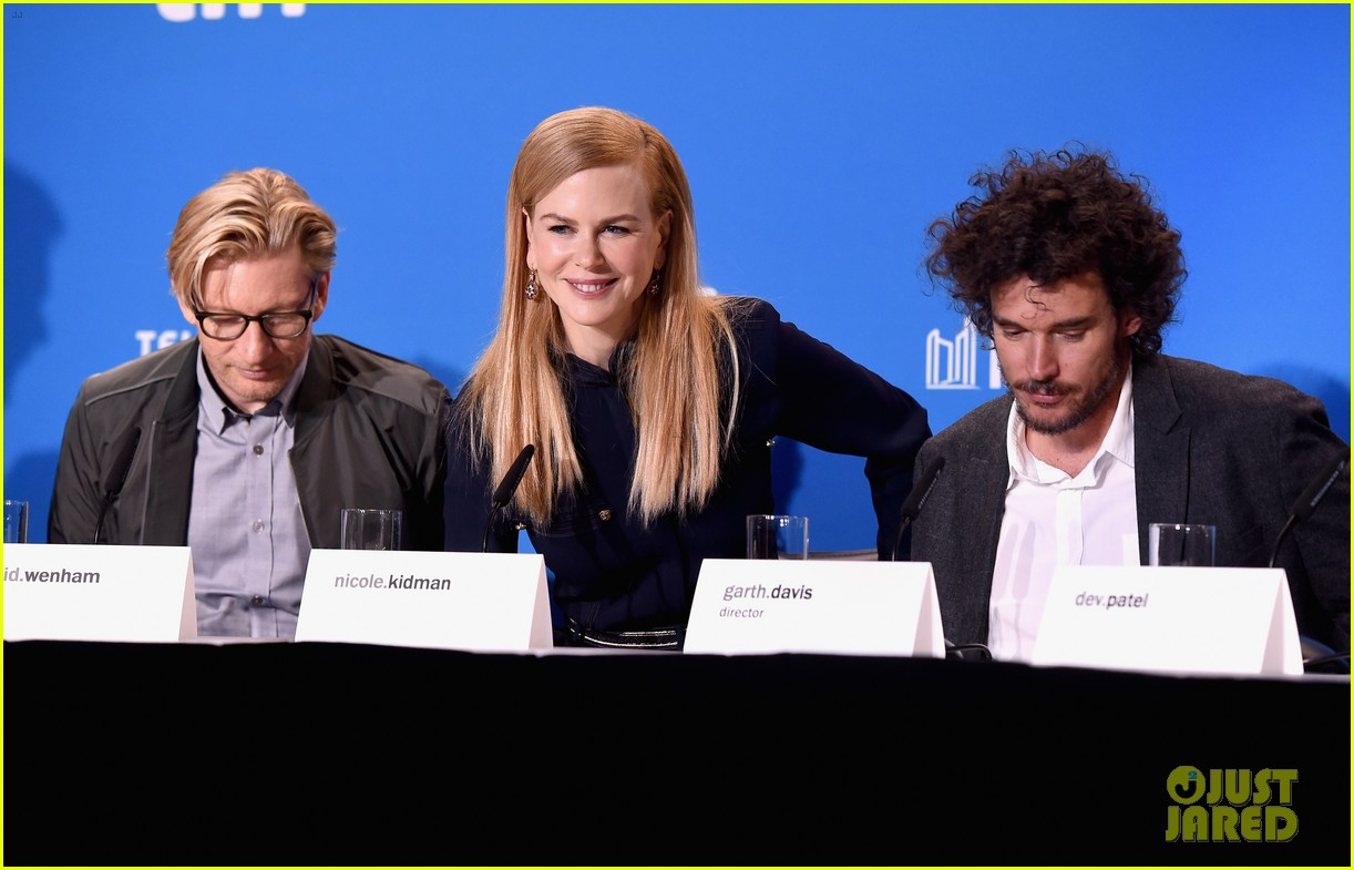nicole kidman rooney mara lion press conference 053756207