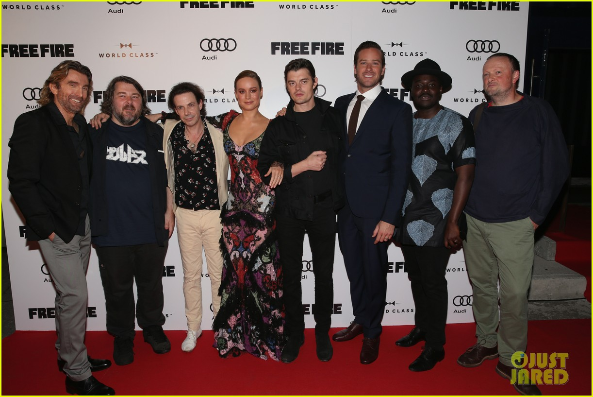 brie larson returns to tiff with new movie free fire 033753299