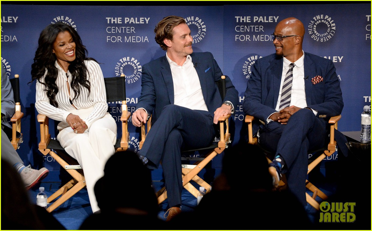 kylie bunbury pitch paleyfest lethal weapon cast 023753738