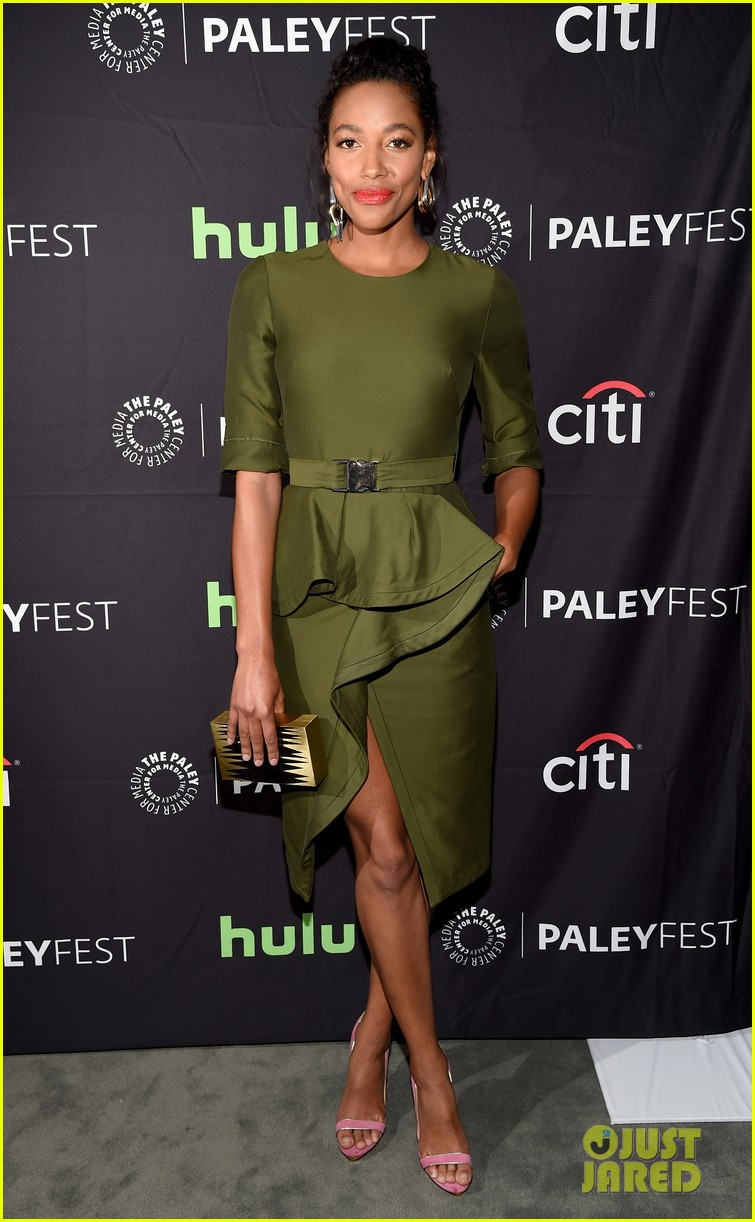 kylie bunbury pitch paleyfest lethal weapon cast 033753739