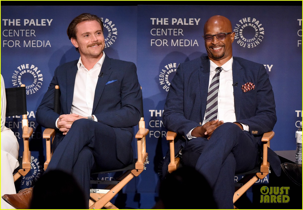 kylie bunbury pitch paleyfest lethal weapon cast 093753745