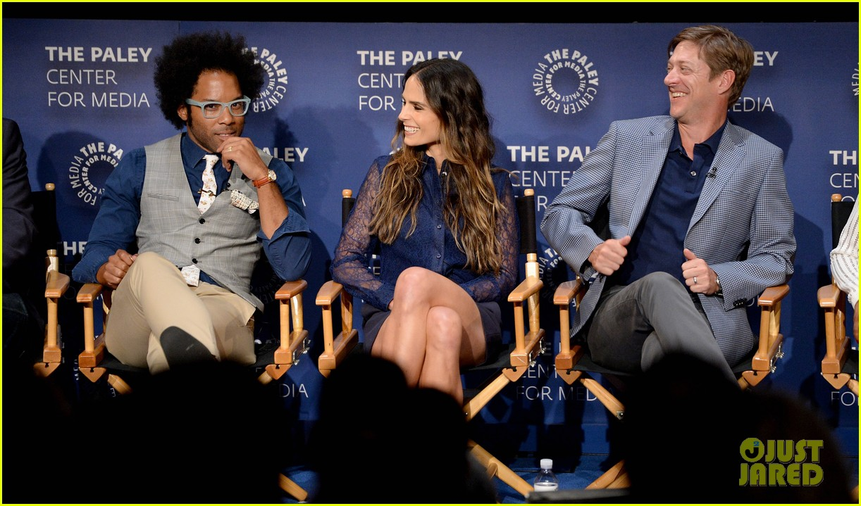 kylie bunbury pitch paleyfest lethal weapon cast 113753747