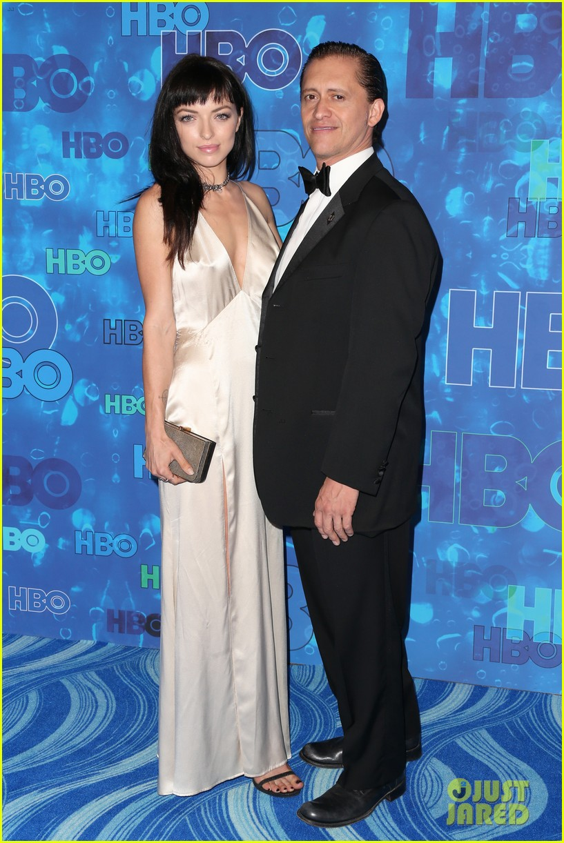 maisie williams emmy rossum hbo emmys party 2016 033764263