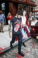 zayn malik and gigi hadid show some pda after her tommyxgigi show 07
