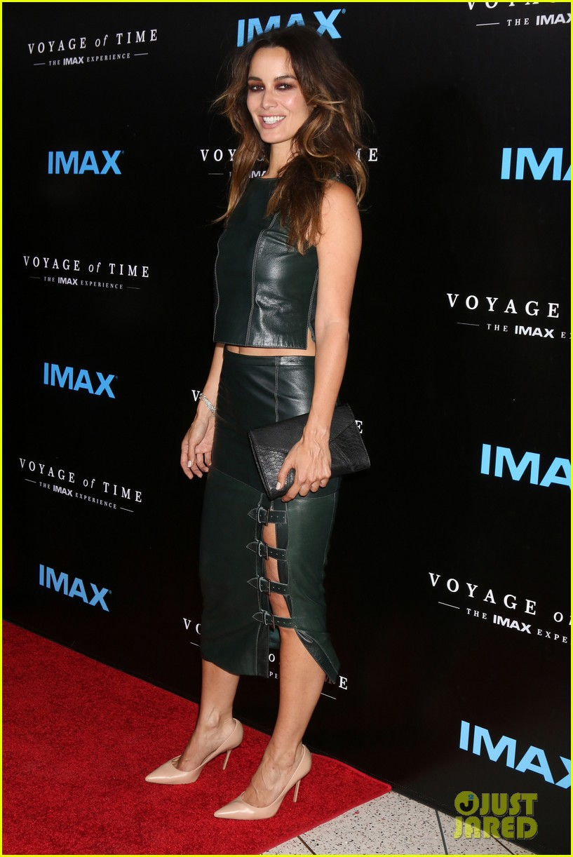 rachel mcadams brittany snow ashley greene step out for voyage of time the imax 233773017
