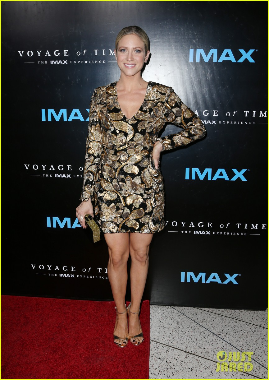 rachel mcadams brittany snow ashley greene step out for voyage of time the imax 263773020