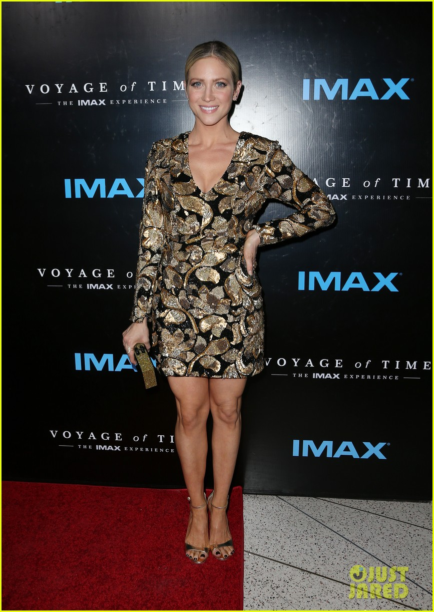 rachel mcadams brittany snow ashley greene step out for voyage of time the imax 273773021