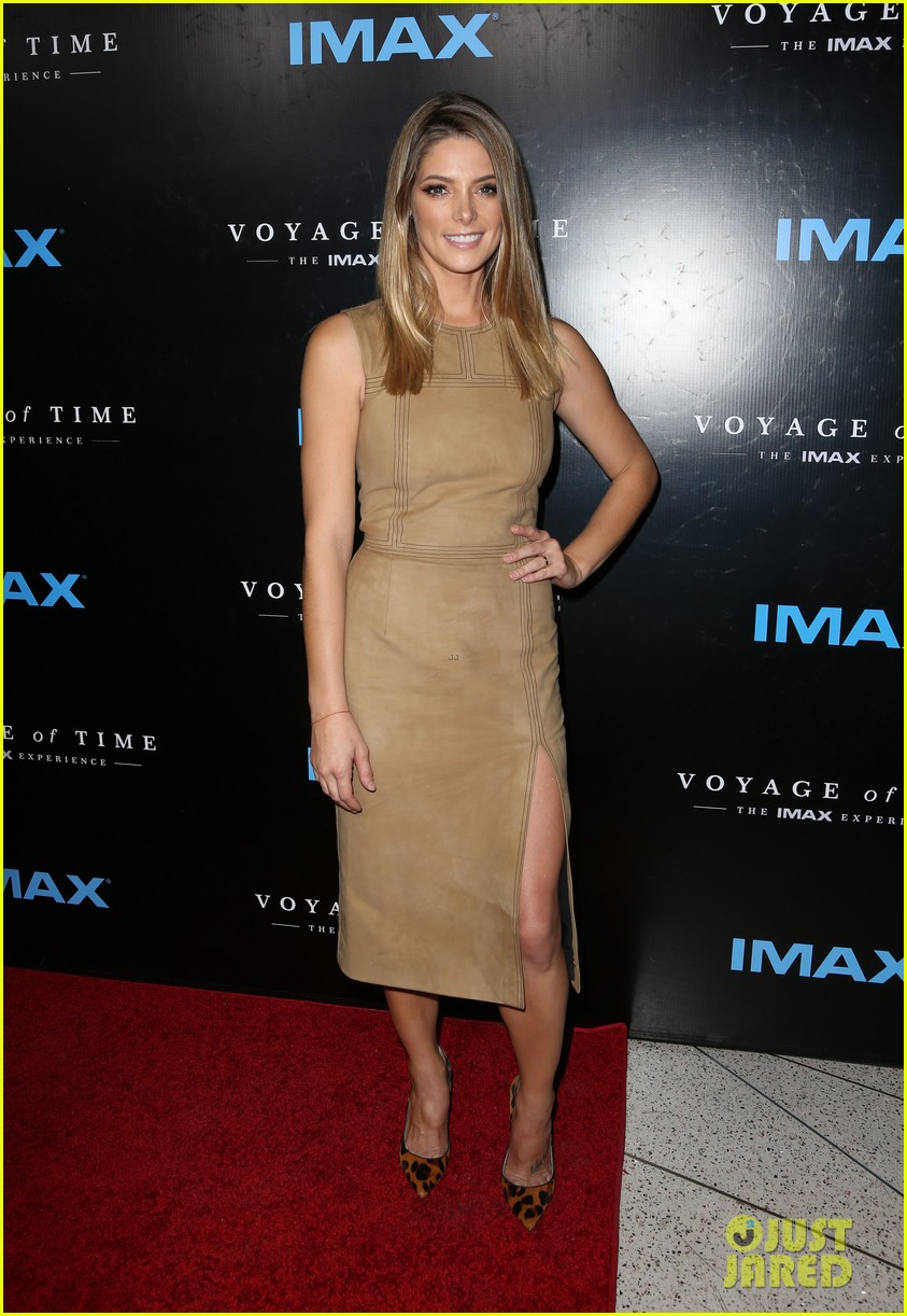 rachel mcadams brittany snow ashley greene step out for voyage of time the imax 303773024