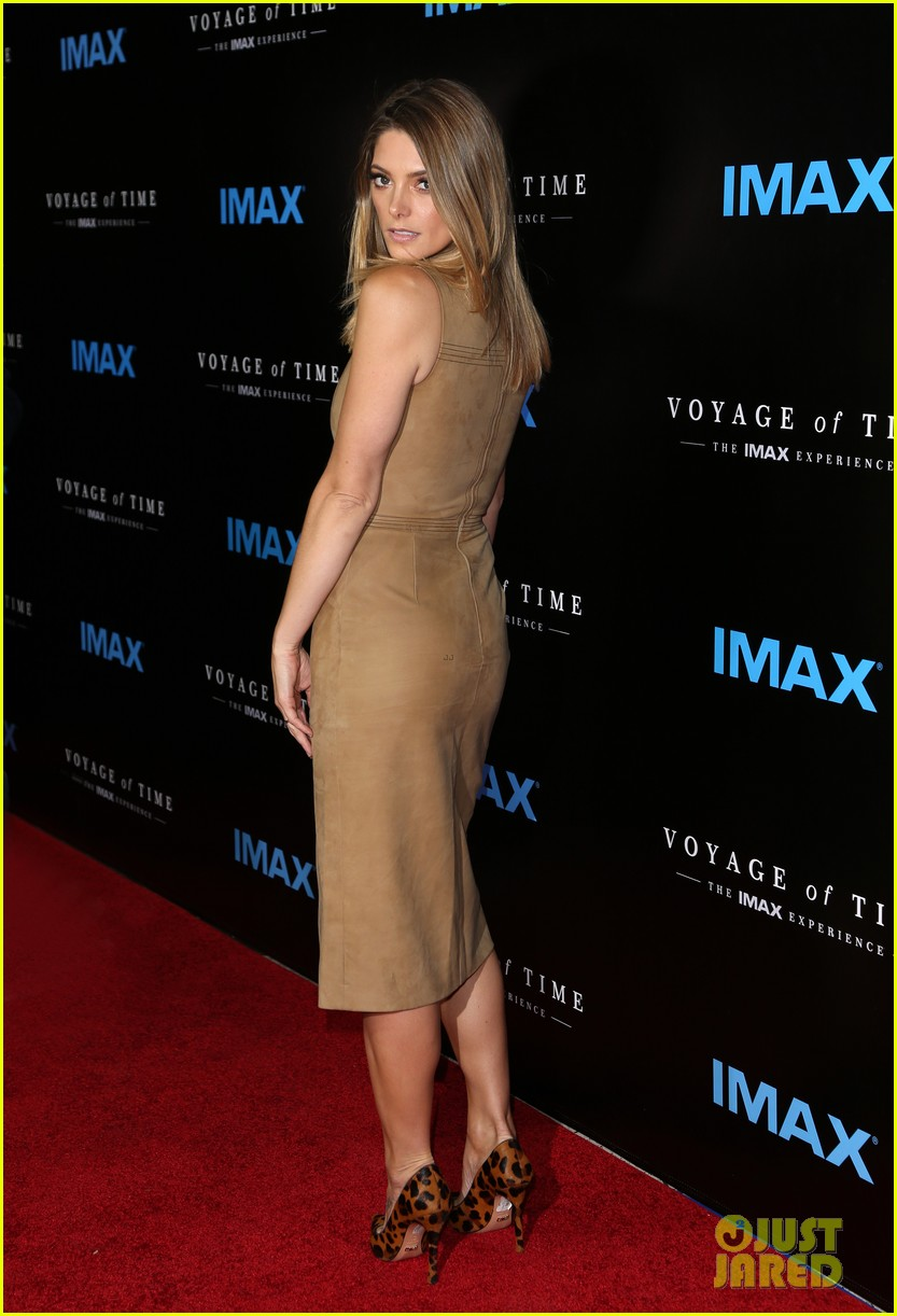 rachel mcadams brittany snow ashley greene step out for voyage of time the imax 333773027