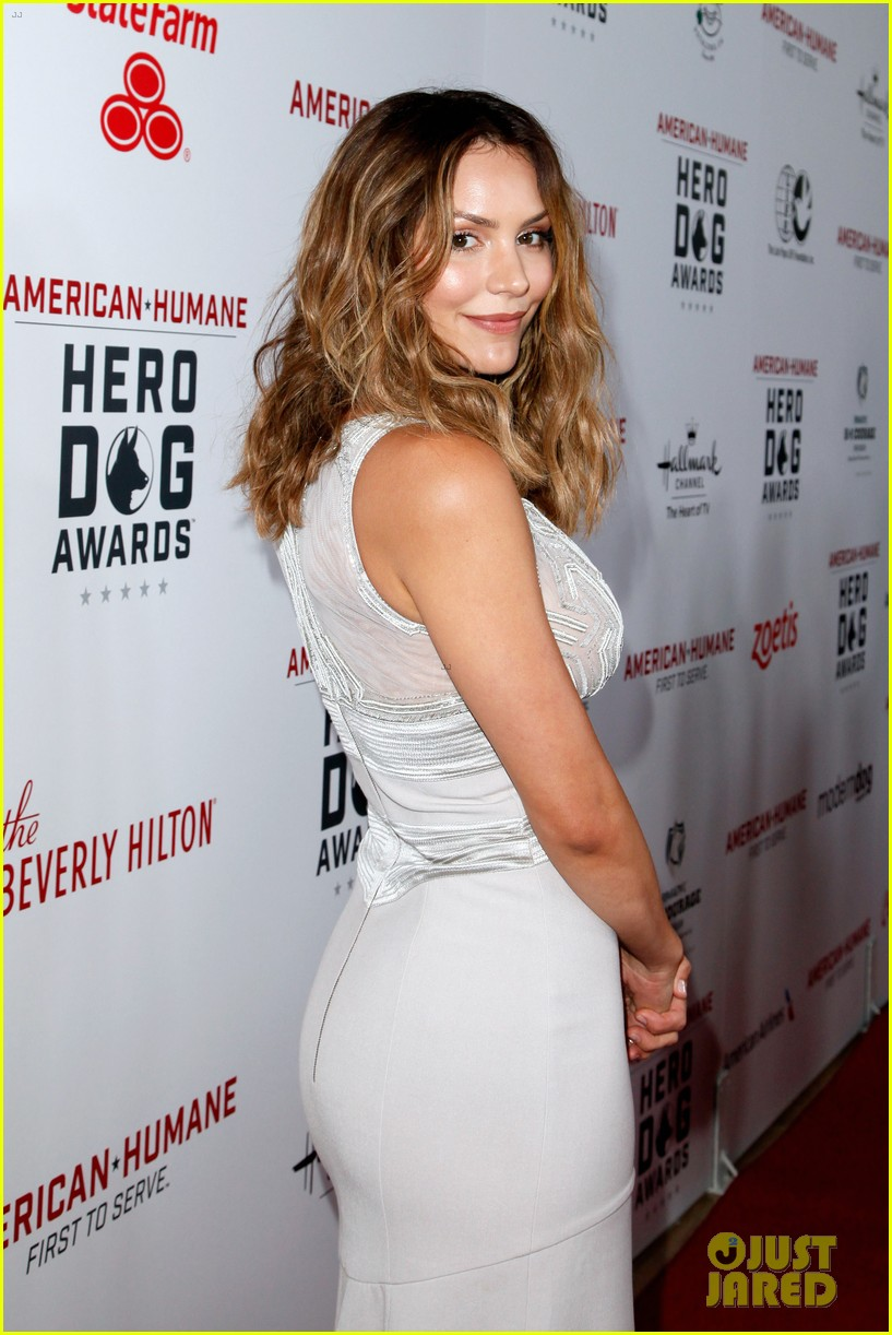 katharine mcphee shows her support at the hero dog awards 2016 073755633