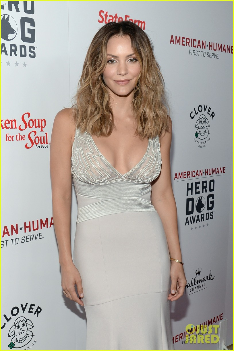 katharine mcphee shows her support at the hero dog awards 2016 193755645