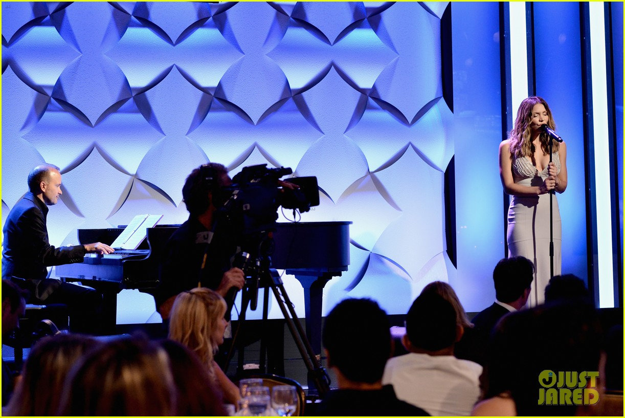 katharine mcphee shows her support at the hero dog awards 2016 293755655
