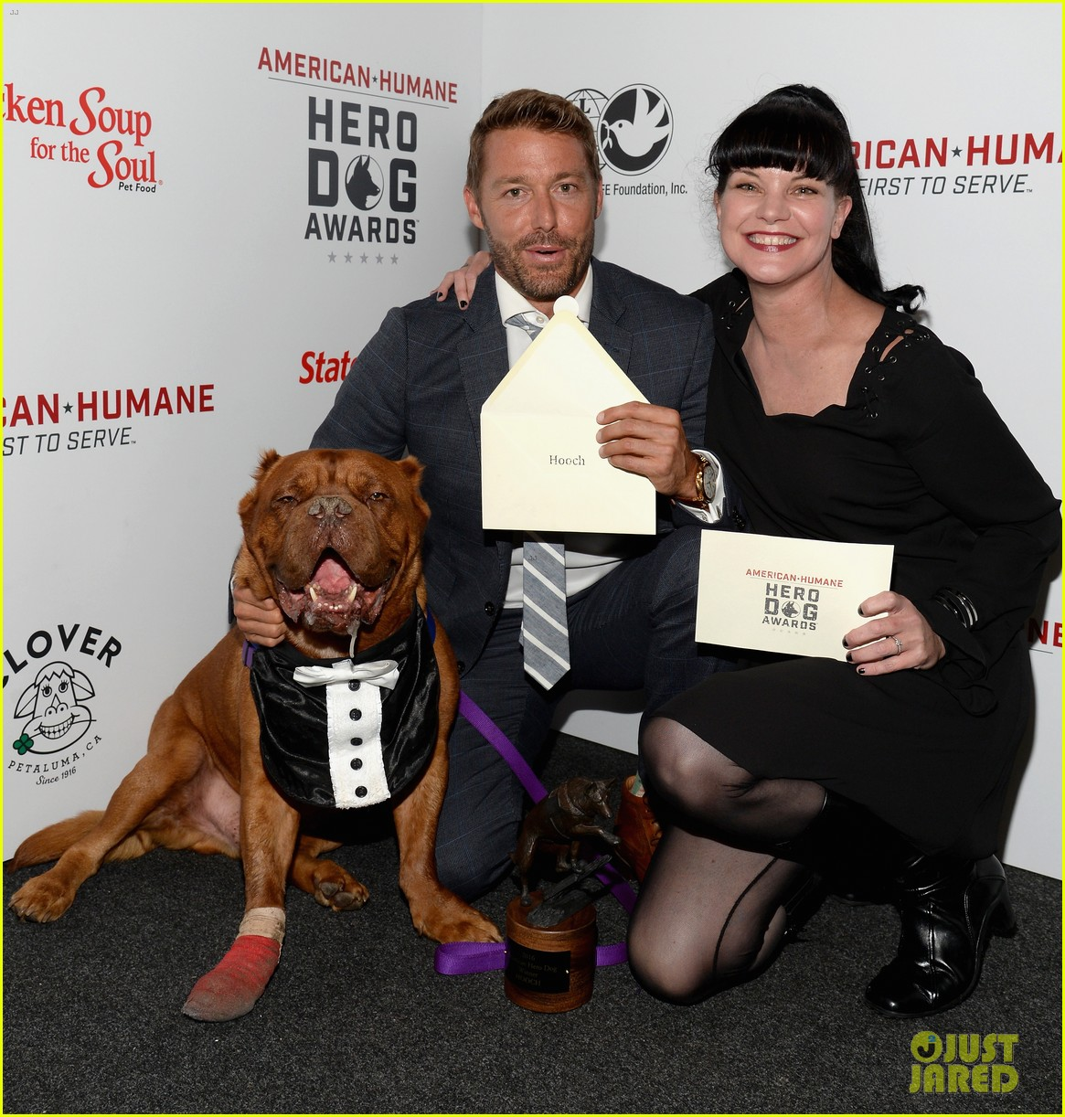katharine mcphee shows her support at the hero dog awards 2016 363755662