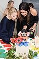 ashley olsen plays classic board games during nyfw 01