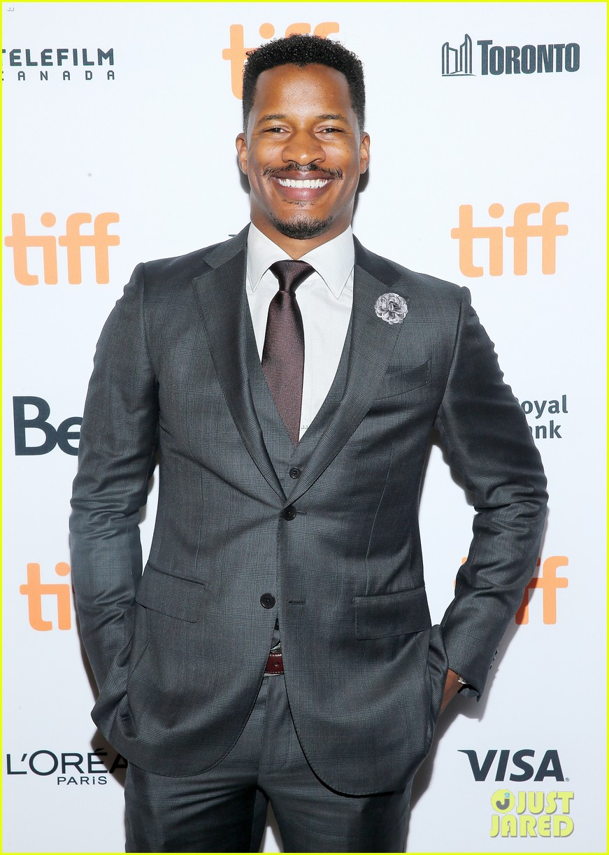 nate parker birth of a nation gets standing ovation at tiff 053754888