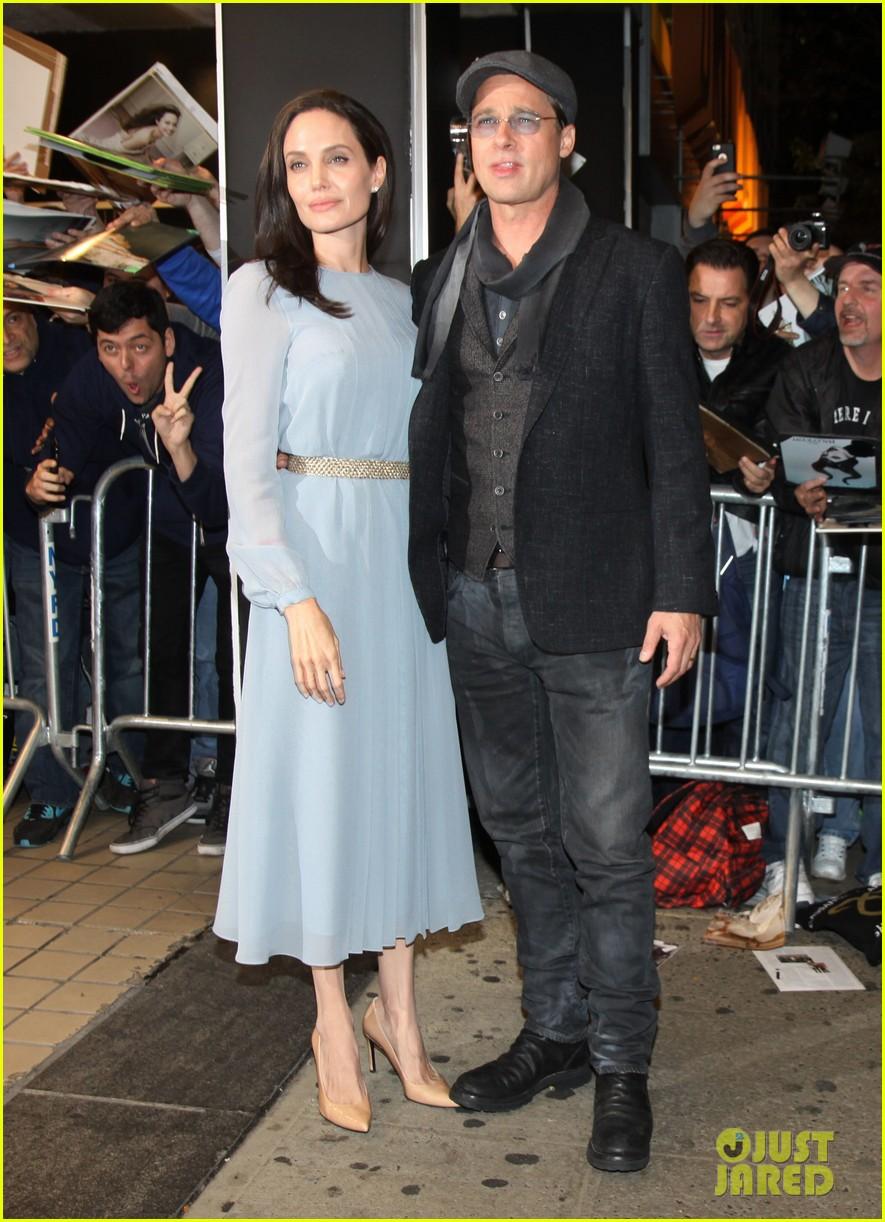 Did Brad Pitt And Ange...