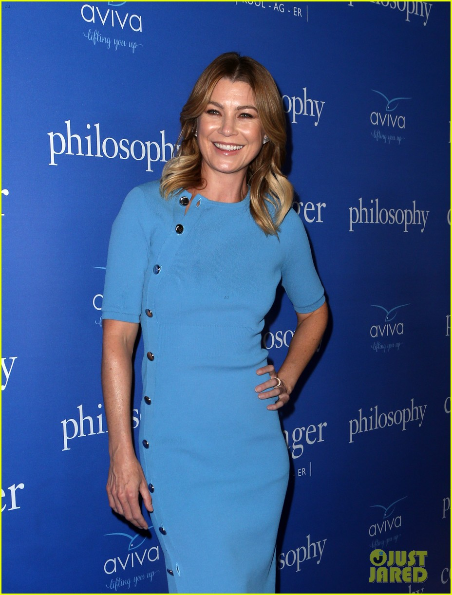 ellen pompeo welcomes you to philosophys age of cool 013767847