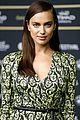 model irina shayk steps out during milan fashion week 04