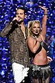 britney spears slays on stage at iheart radio music festival in vegas 14