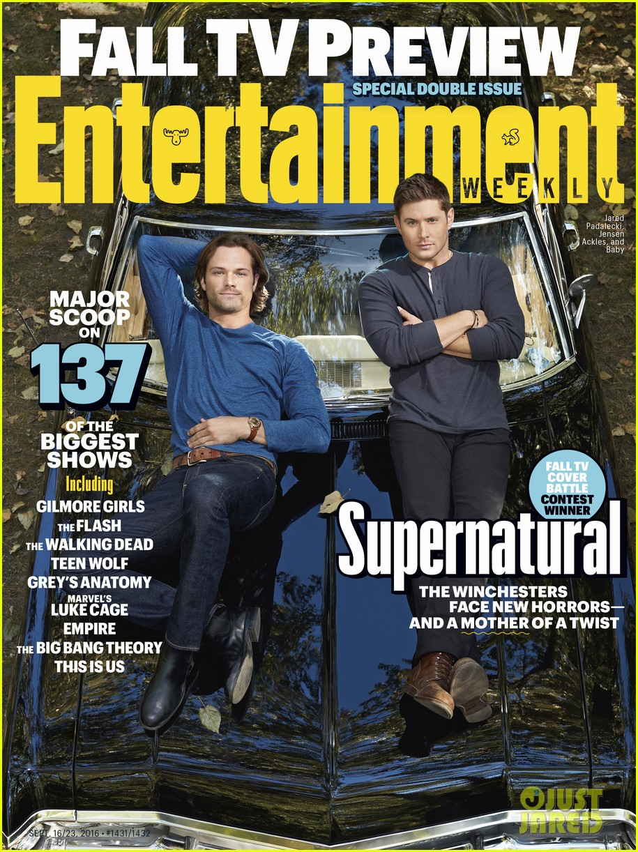 Full Sized Photo of supernatural ew cover season 12 01 ...