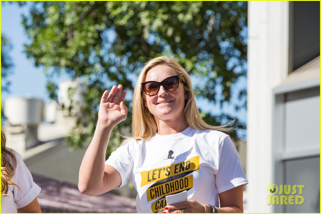 ashley tisdale lucy hale more st jude cancer walk 133769582