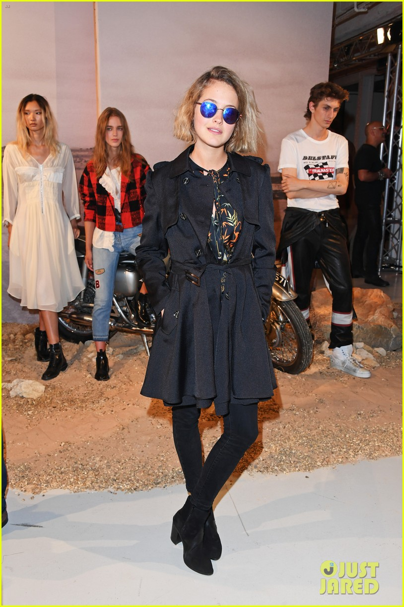 liv tyler celebrates launch of belstaff second capsule collection 073764487