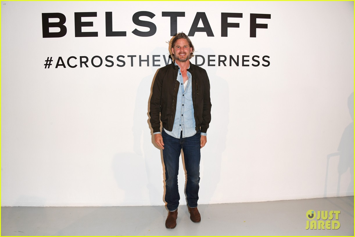 liv tyler celebrates launch of belstaff second capsule collection 113764491